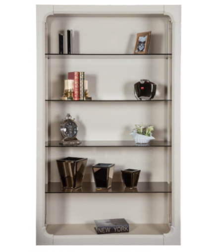COCKTAIL BOOKCASE