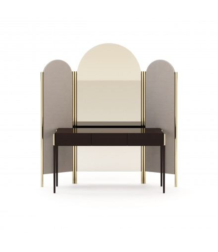 HER DRESSING TABLE