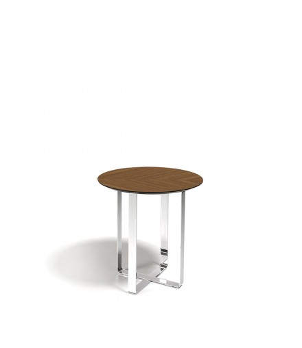 WIND ROUND SIDE TABLE